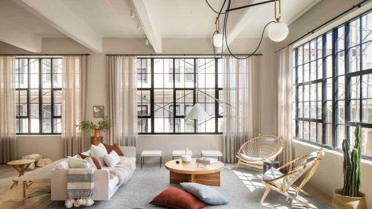 Alloy Development / Photography: Pavel Bendov New York loft