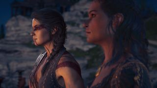 Ac odyssey trouble in paradise romance best options