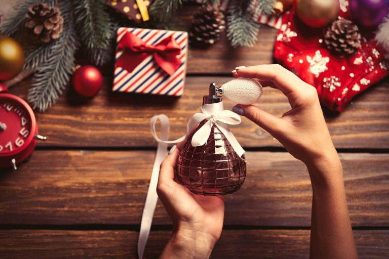 signature scents for the holidays