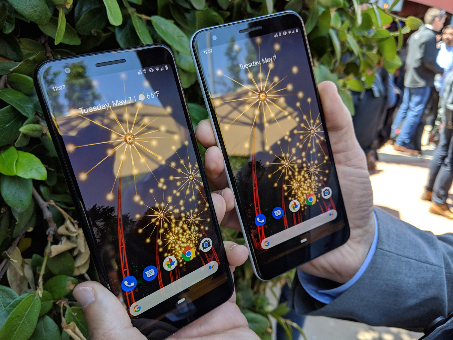 Pixel 3a vs  Pixel 3: How Google's Budget Phone Stacks Up