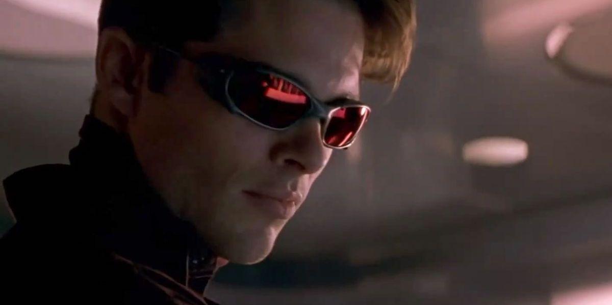 James Marsden as Cyclops in X-Men