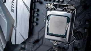 This first 'Intel Core i7-9700K review' may uncover minor