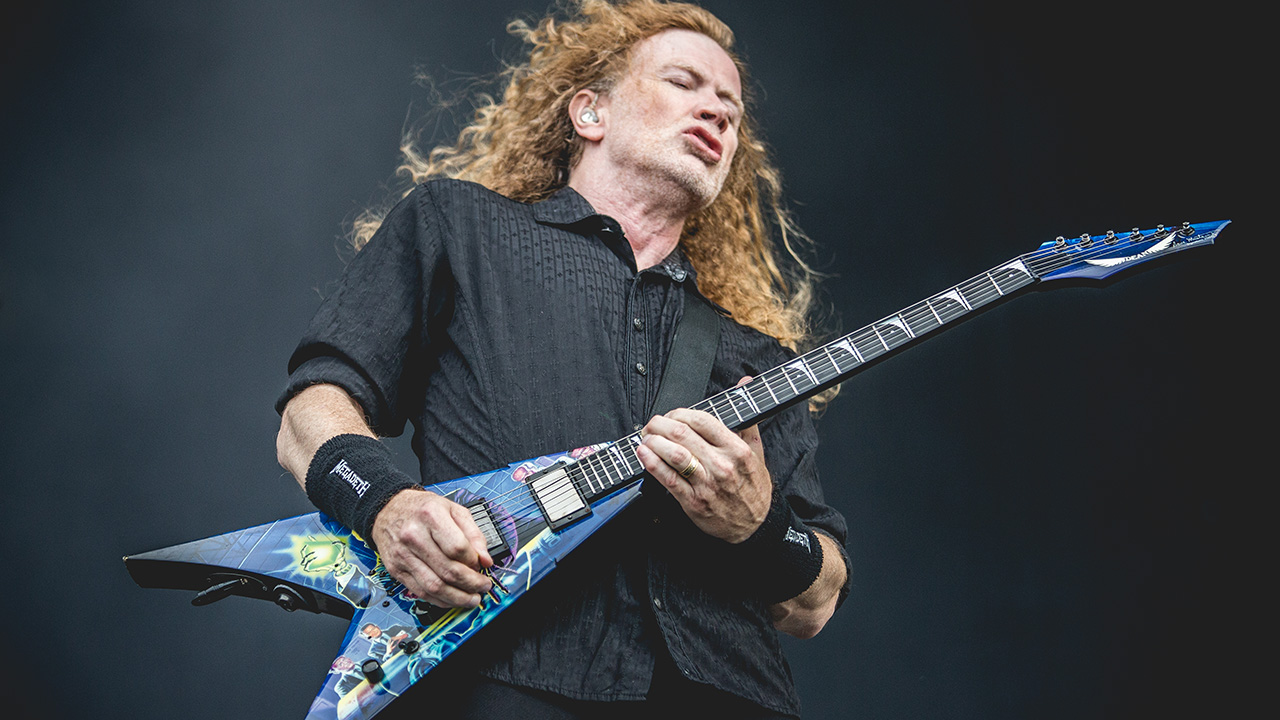 Megadeth's Dave Mustaine cancels San Diego Comic-Con appearance | Louder