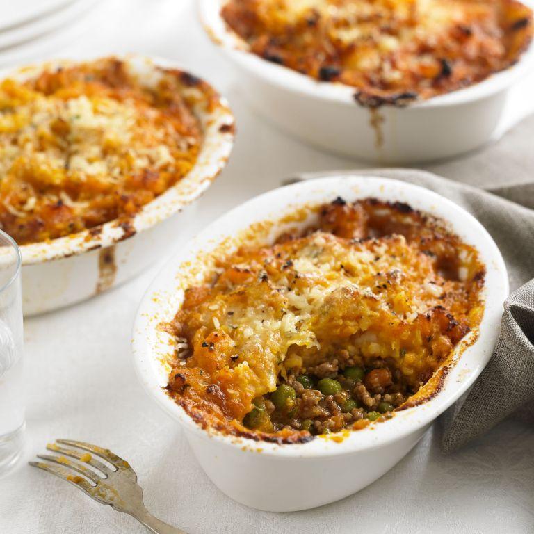 Mini Shepherds Pie with sweet potato mash recipe-recipes-recipe ideas-new recipes-woman and home