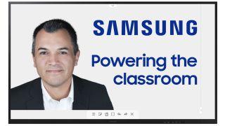 Samsung's Mark Quiroz