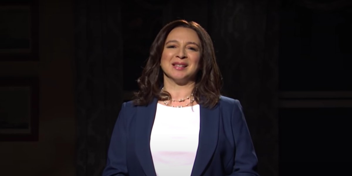 Maya Rudolph Speaks Out After Making History As A Black Woman With Back-To-Back Emmys
