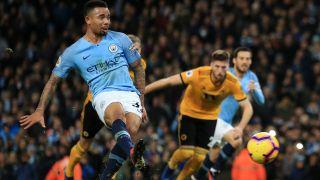 Wolves vs Man City live stream