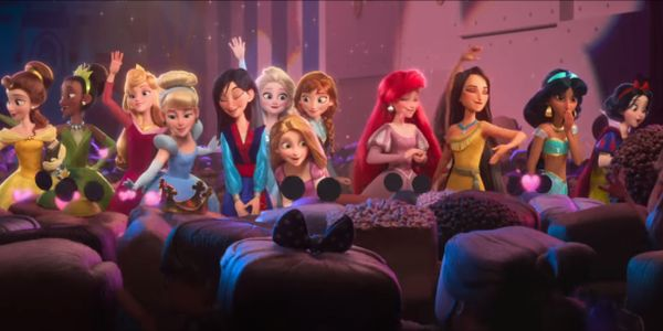Where Disney Could Take The Disney Princesses After Ralph Breaks