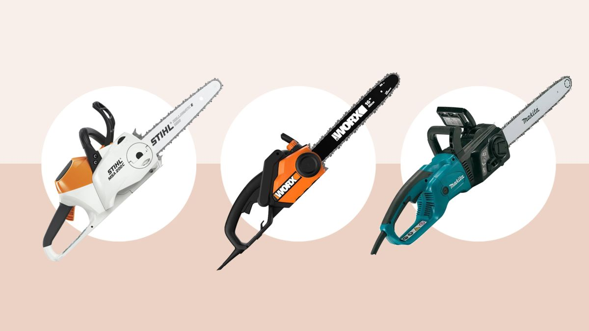 Best chainsaws: 7 tools to fell the thickest of trees in your yard
