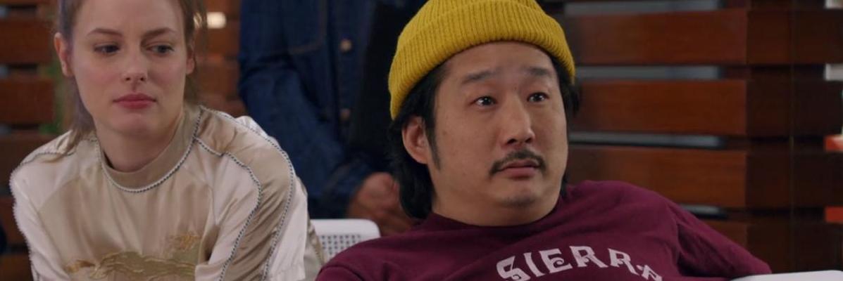 Bobby Lee in Netflix's Love