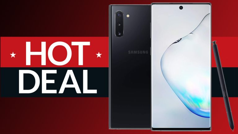 Check out Microsoft's Samsung Galaxy Note 10+ deal and save $300 today on an unlocked 512GB Galaxy Note 10+.