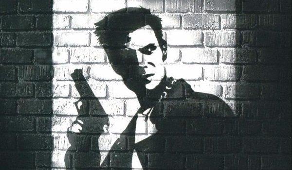 Max Payne PlayStation 2 Cover Art