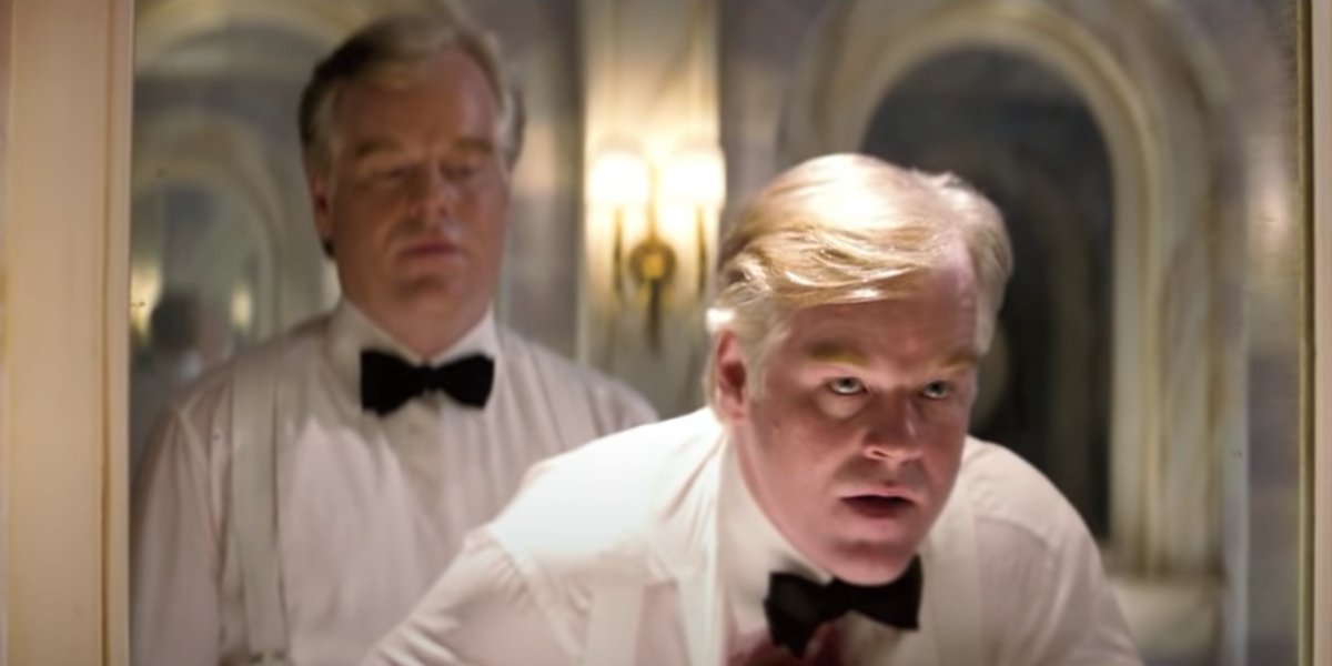 Philip Seymour Hoffman in Mission: Impossible 3