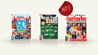 Football bookazines