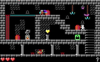 Silly Knight is one of 6 brand new DOS games you can play today | PC