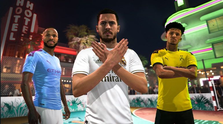 FIFA 20 demo is now available on Origin