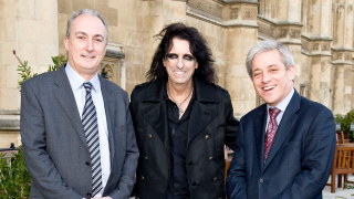 Alice Cooper and some twonks