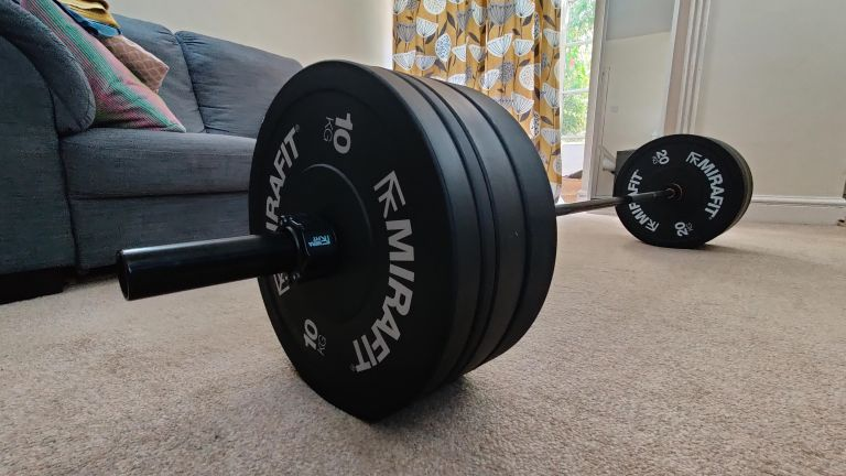 Mirafit M3 7ft 20kg Olympic Barbell review
