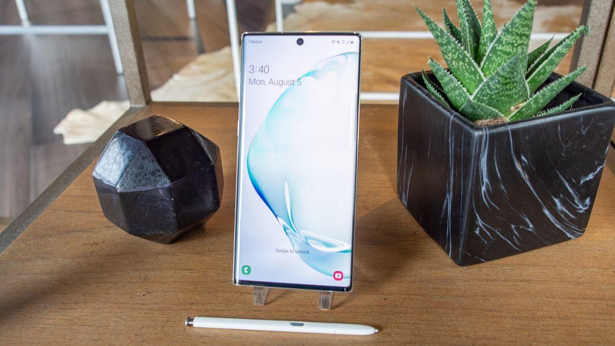 Hands on: Samsung Galaxy Note 10 review | TechRadar