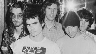 Black Flag in 1983