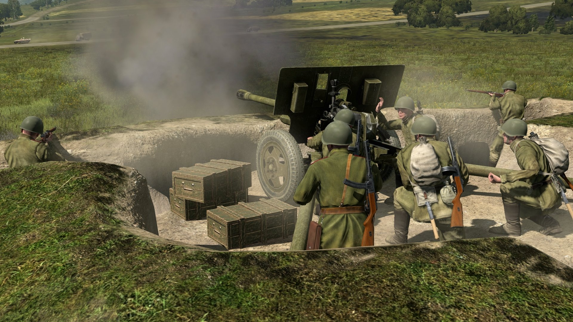 Iron Front Liberation 1944 Vehicles And Soldier Screenshots  #20060