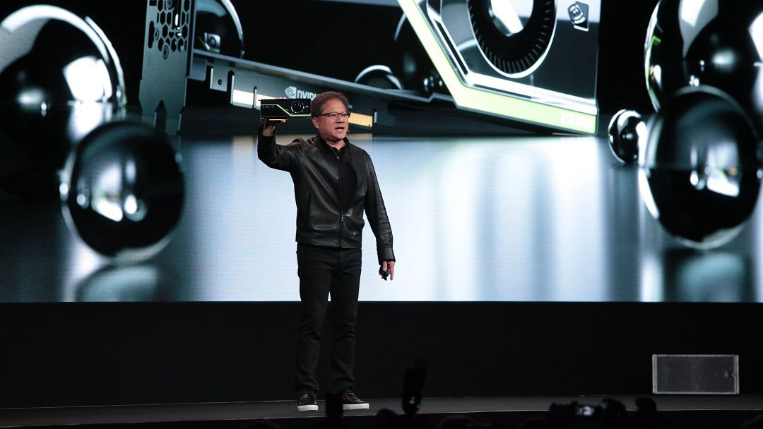 Nvidia announces the Turing architecture and its first ray tracing GPUs