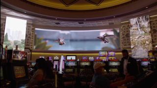 Absen LED walls including the Acclaim Plus series are featured throughout Peppermill Resorts and Casino in Reno, NV