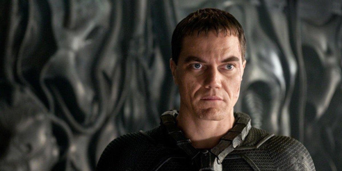 Zod in Man of Steel
