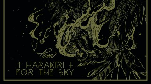 Cover art for Harakiri For The Sky - Arson album