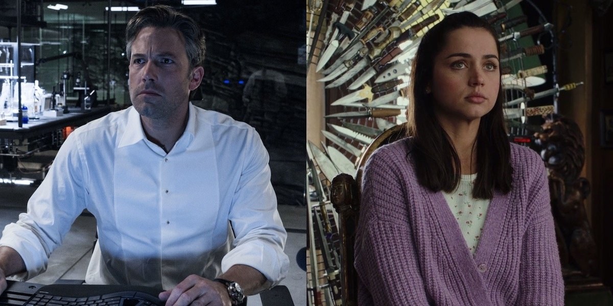 Ben Affleck Literally Threw Ana De Armas Gift From His Kids Out With The Trash