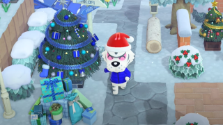 Animal Crossing: New Horizons – free Winter update