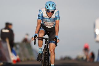 Vuelta Espana 2020 - 75th Edition - 8th stage Logrono - Alto de Moncalvillo 164 km - 28/10/2020 - Daniel Martin (IRL - Israel Start-Up Nation) - photo Luis Angel Gomez/BettiniPhoto©2020