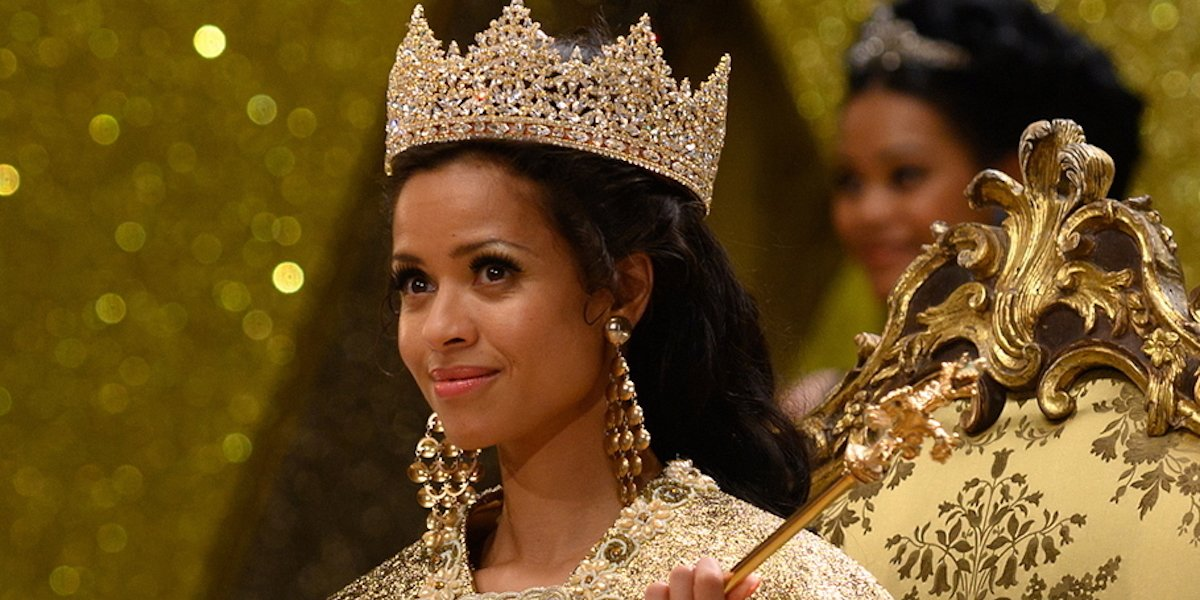 The Sweet Nod Gugu Mbatha-Raw Made To Miss World 1970 For Misbehaviour