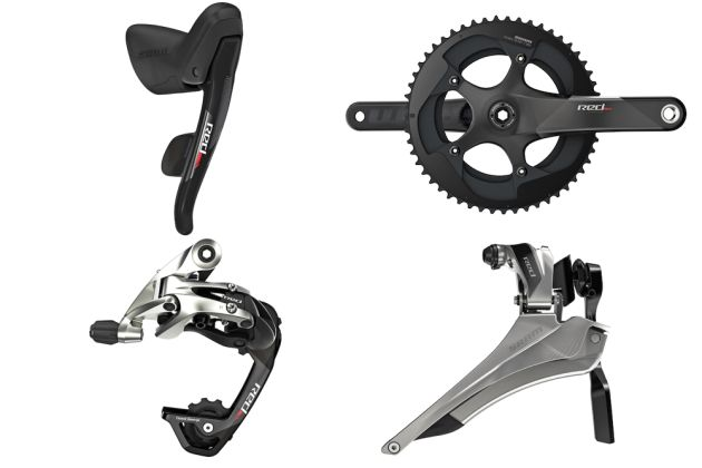 sram red mechanical new look