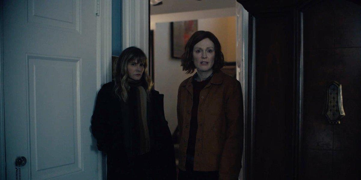 Jennifer Jason Leigh and Julianne Moore on Lisey's Story