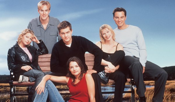 dawson's creek the wb