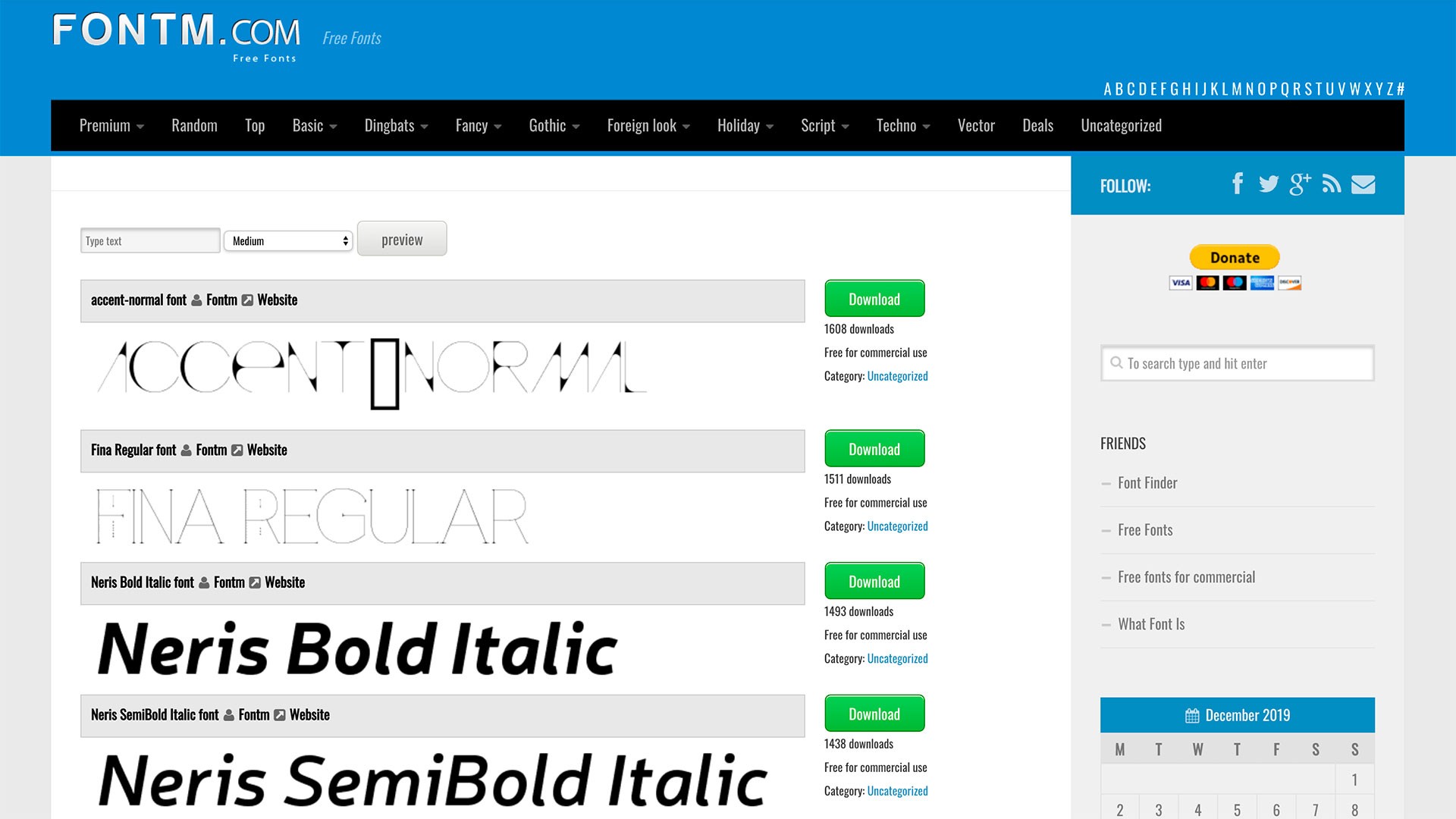 20 Great Places To Download Fonts For Free Creative Bloq