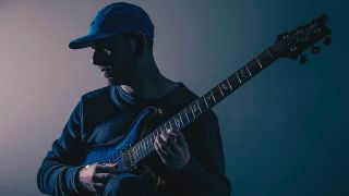 Intervals playing guitar