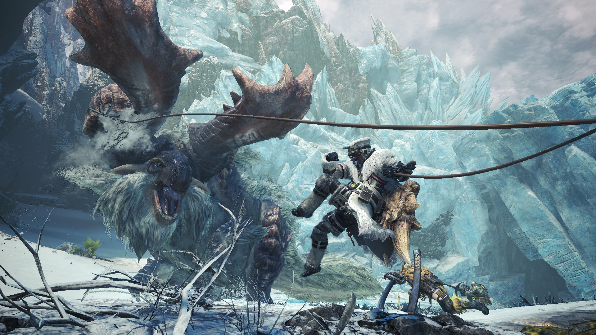 Mhw Iceborne Guide Tips To Prepare For The Frosty Expansion Pc