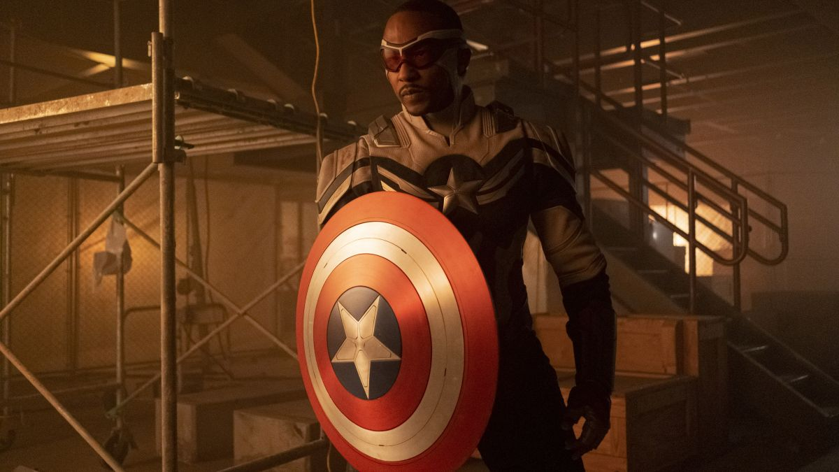 Captain America 4 could focus on Sam Wilson's lack of superpowers