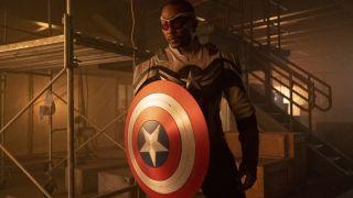 The Falcon and Winter Soldier Captain America