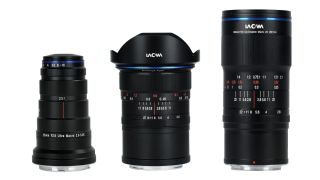 Venus Optics brings trio of exotic f/2.8 primes to Canon RF and Nikon Z
