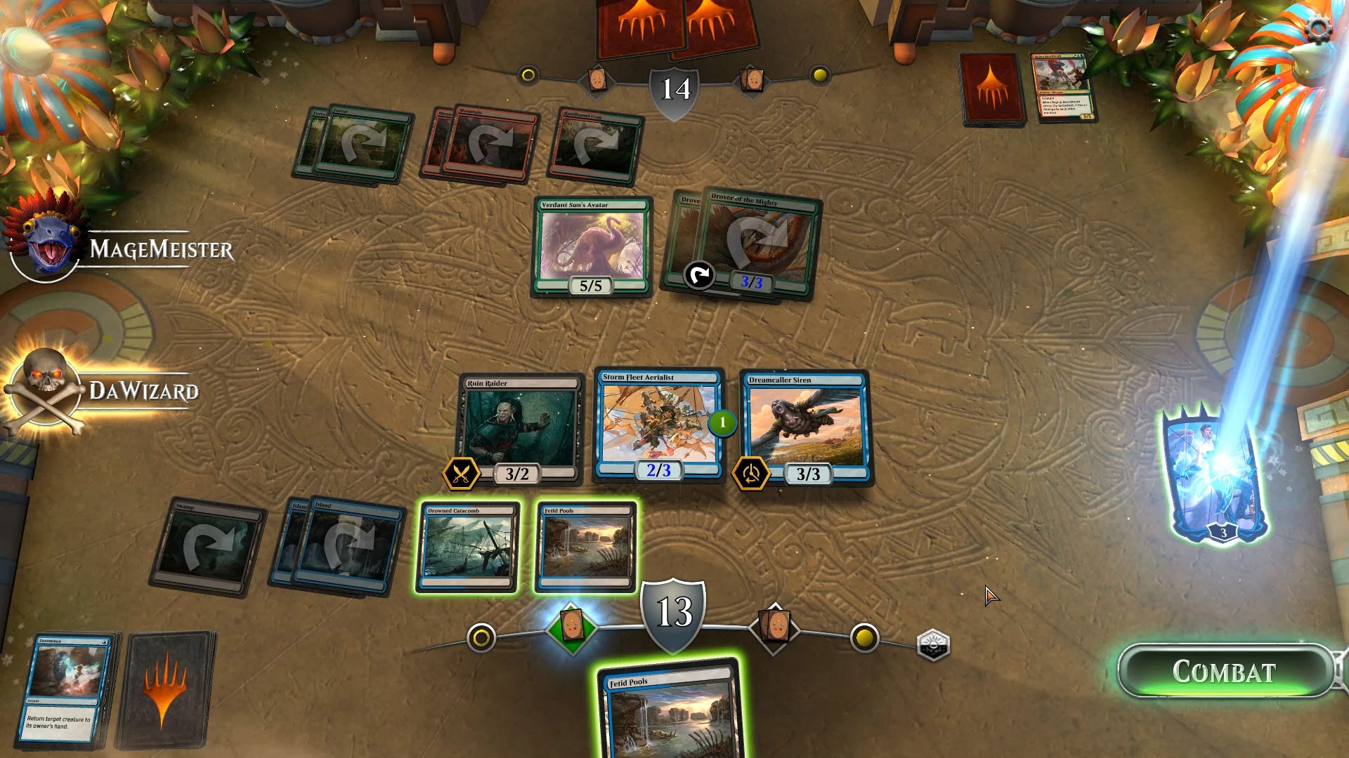 Magic The Gathering Arena Revealed Closed Beta Signups Are Live