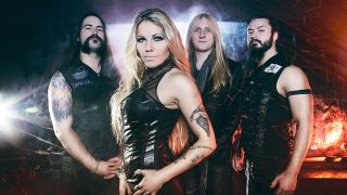 A press shot of Kobra and the Lotus