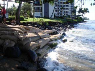 Maui erosion