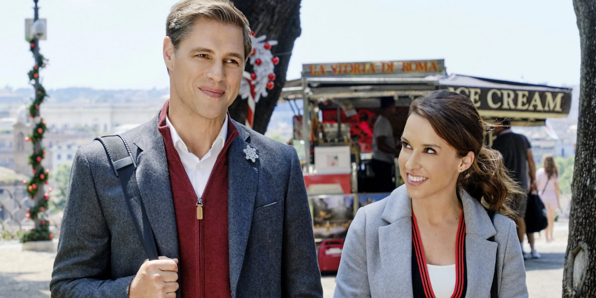 christmas in rome hallmark channel 2019 sam page lacey chabert