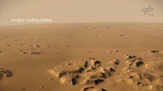 mars insight landing animation - photo #28