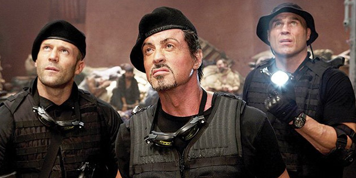 The Expendables 4 Stream