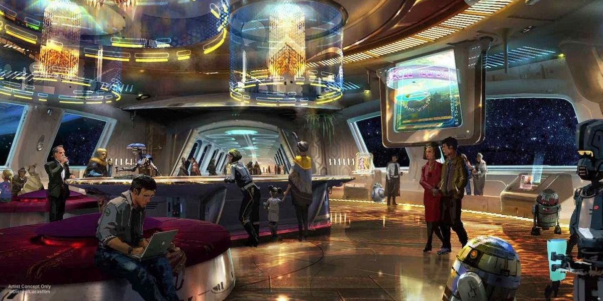 Galactic Starcruiser: What We Know About Walt Disney World's Star Wars Hotel