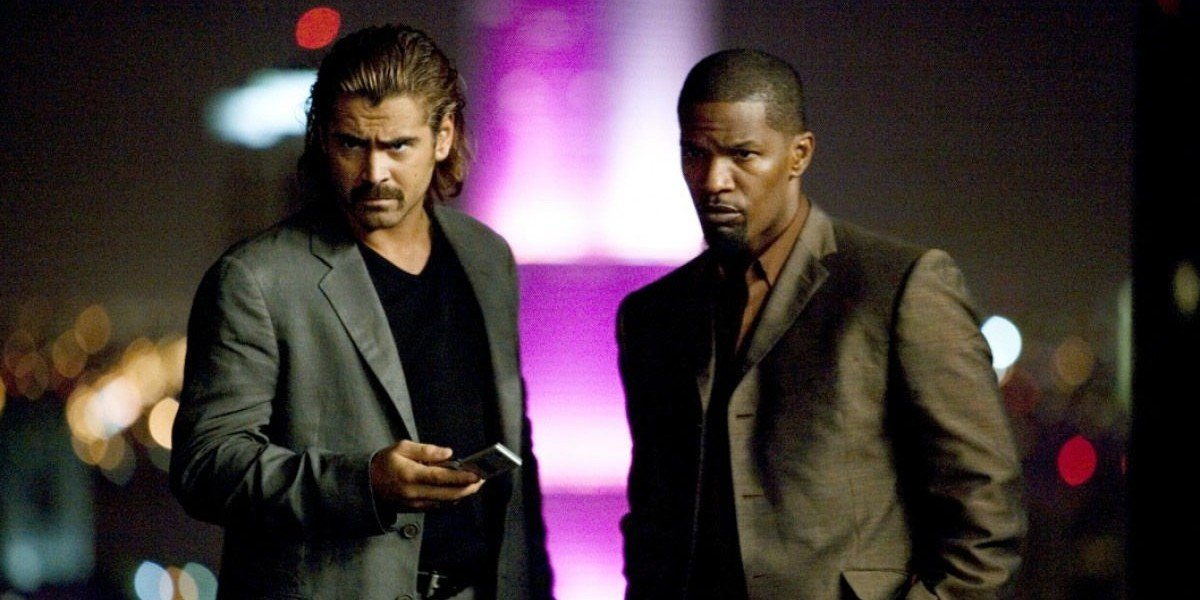 Colin Farrell, Jamie Foxx - Miami Vice (2006)